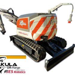 Robots d'intervention & démolition